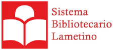 8- Sistema Bibliotecario Lametino